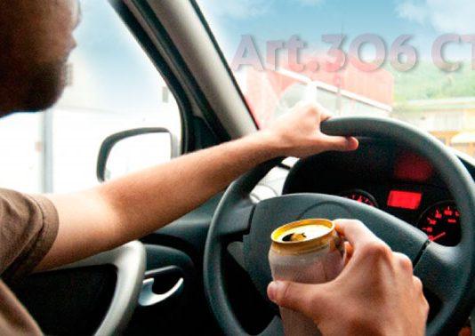 Da embriaguez no volante
