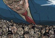 Trump e as crianças ilegais