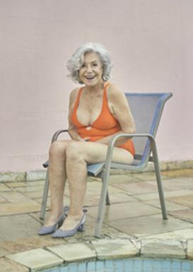 Fany Corrêa Cavalcanti, 93 anosGustavo Lacerda/Folhapress