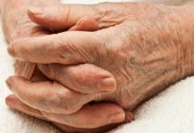 A pele do idoso