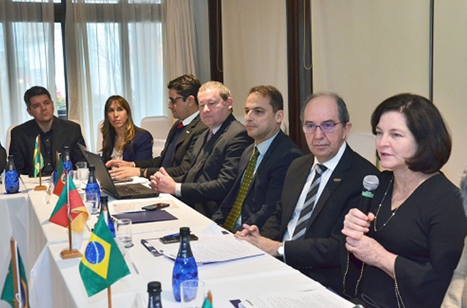 Conselho deliberativo da CONAMP reúne-se no Rio Grande do Sul com a presença de Raquel Dodge