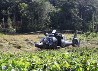 Exército monta bases para evitar garimpo em terra ianomâmi em Roraima