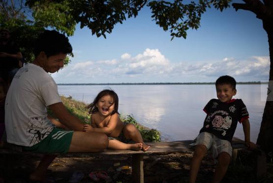 fig4 - Ribeirinhos agora cursam faculdade sem deixar a floresta amazônica