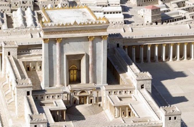 A importância do Templo - Depois da morte de Jesus, os apóstolos e seus demais seguidores próximos centralizam suas atividades em torno do Templo de Jerusalém, local mais sagrado da fé judaica/Wikimedia commons